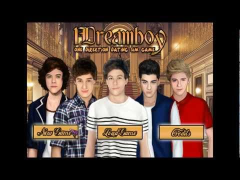 1Dreamboy: One Direction Dating Sim Game (Prologue)