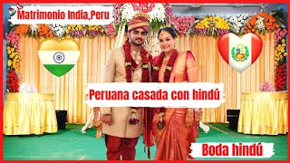 Mi boda Hindú/ Matrimonio hindú/ Mi vida en la India