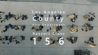 Los Angeles County Fire Department Training Video (Class 156)