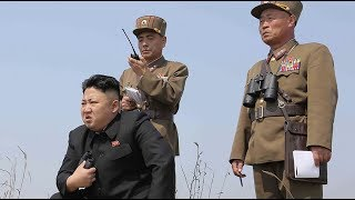 Unprecedented sanctions on North Korea
