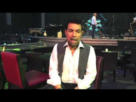 Clint Holmes explains his approach to interpreting a classic song