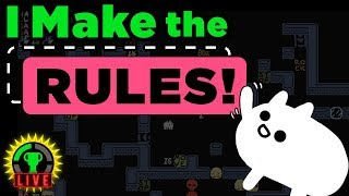 Break ALL The Rules! | Baba Is You