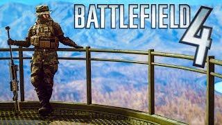 Battlefield 4 Random Moments #73 (Relaxing Soldiers, Fus Ro Dah!)