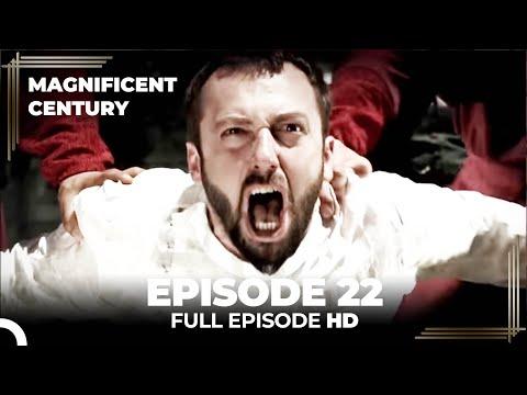 Magnificent Century Episode 22 | English Subtitle
