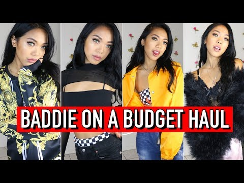 $500 GAMISS TRY-ON HAUL! Instagram Baddie Clothes For Cheap | BROKE & BOUJEE | Nava Rose