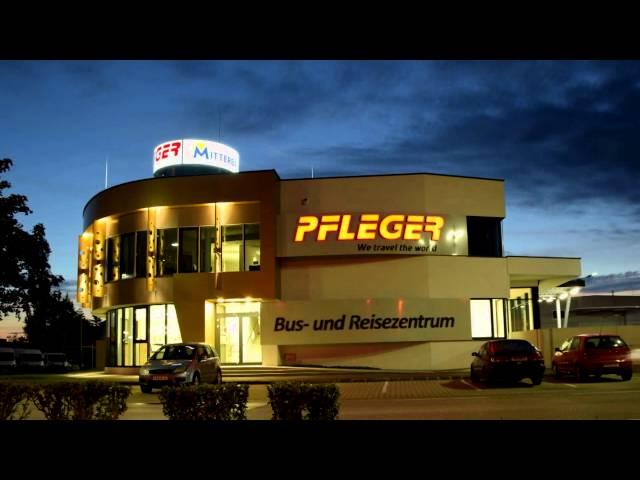Eröffnung und Tag der offenen Tür im neuen Bus- und Reisezentrum St. Pölten - Pfleger Reisen GmbH