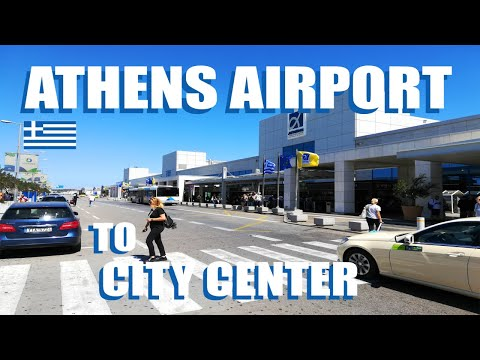 Athens Airport To City Center And Piraeus Port: Metro, Bus And Taxi Options Explained
