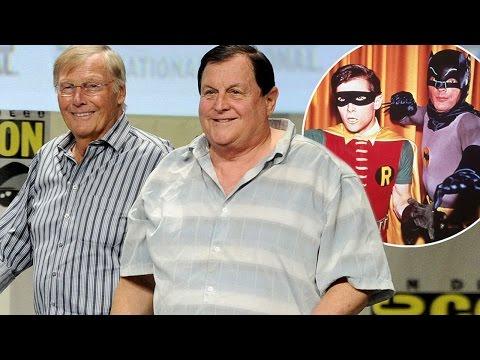 Batman 66 TV Show (Adam West) | Comic Con 2014 [Full Panel]