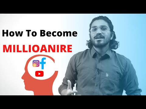 How to Become Millionaire Before 30s By @Aman dhattarwal
