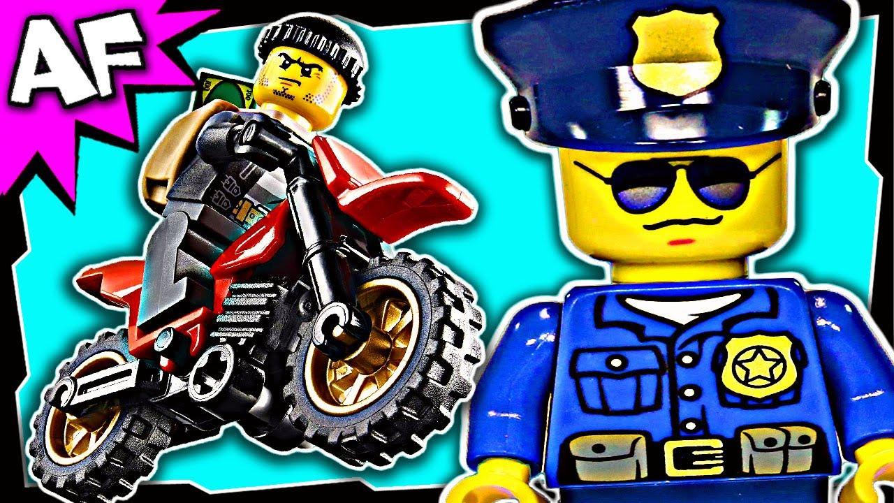 High Speed Build Lego Batman