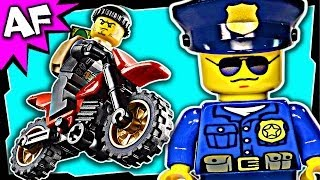 Lego City Police High Speed Police Chase 60042 Stop Motion Build Review