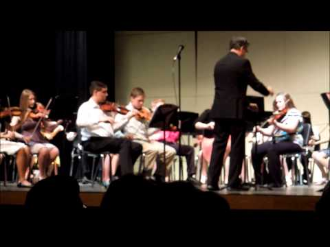 Little Russian March- Norwin Middle School Orchestra Spring Concert