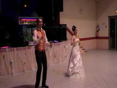premi re danse surprise mariage first wedding dance youtube. Black Bedroom Furniture Sets. Home Design Ideas
