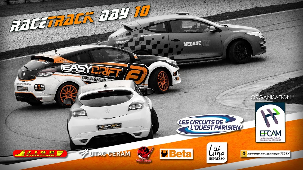 easydrift racetrack day 10 circuit de l 39 ouest parisien youtube. Black Bedroom Furniture Sets. Home Design Ideas