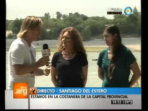 Vivo en Argentina - Ciudad de Santiago del Estero - 13-03-12 (1 de 4)