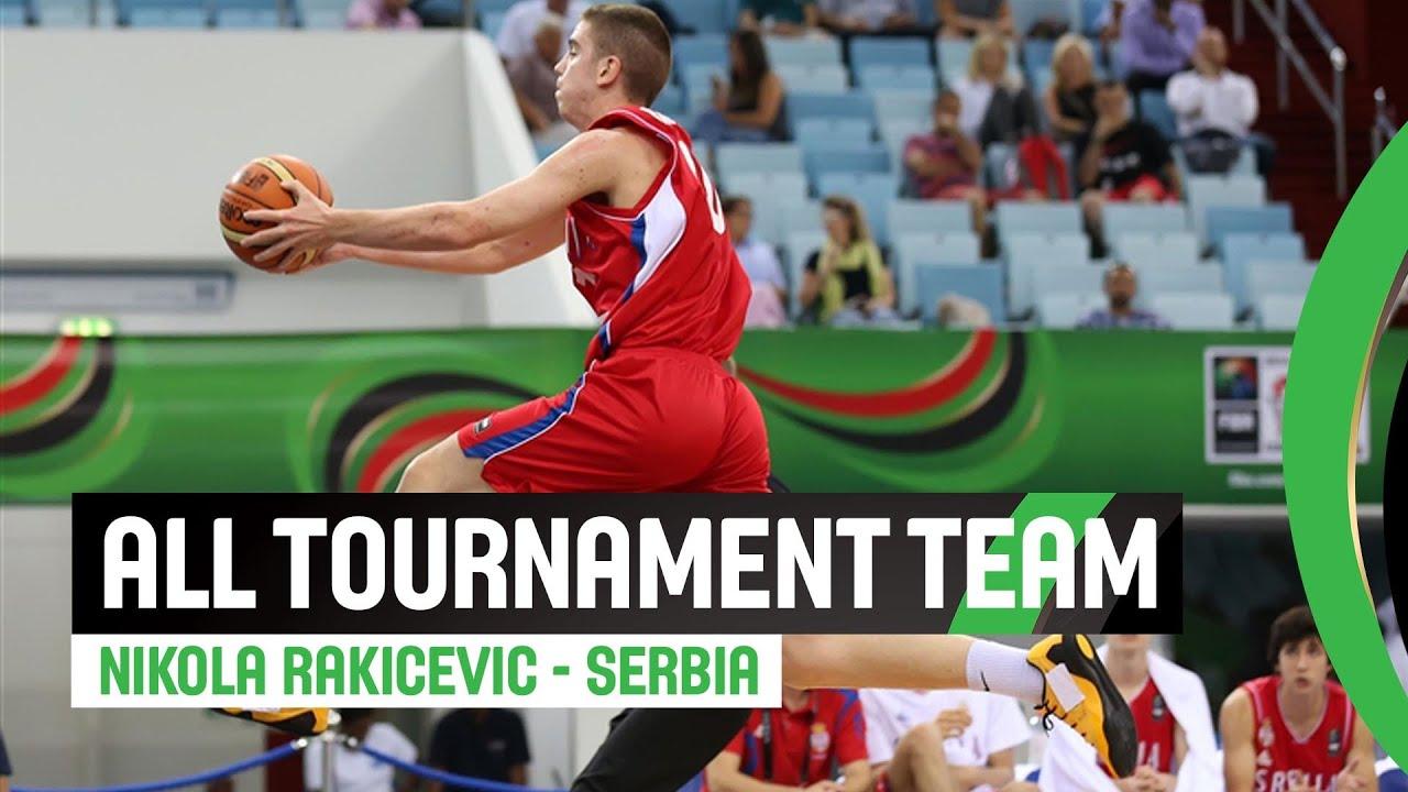 All Tournament Team - Nikola Rakicevic