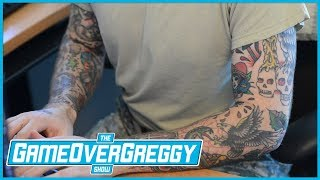 What Tattoos Do We Want? - The GameOverGreggy Show Ep. 212 (Pt. 4)