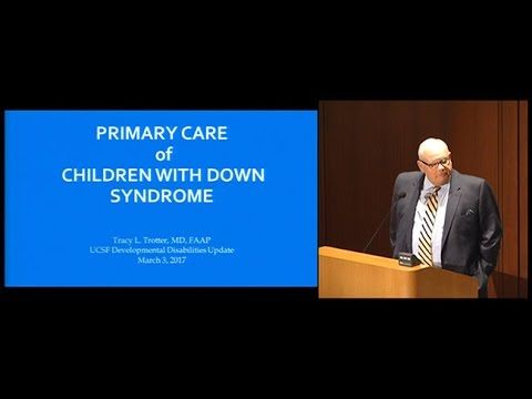 Primary Care of Children and Young Adults with Down Syndrome