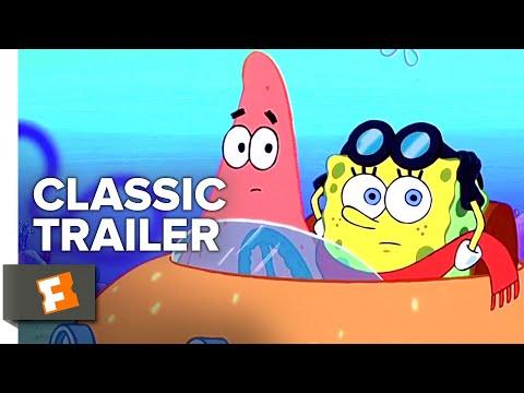The SpongeBob SquarePants Movie (2004) Trailer #1 | Movieclips Classic Trailers