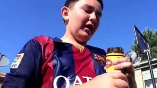 KID LOSES ON FIFA AND HAS TO DO DISGUSTING CHALLENGES! GROSS WARNING