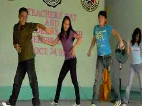 RVES teachers dance