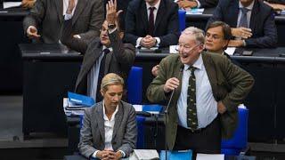 Nach Chemnitz erhitzte Stimmung im Bundestag