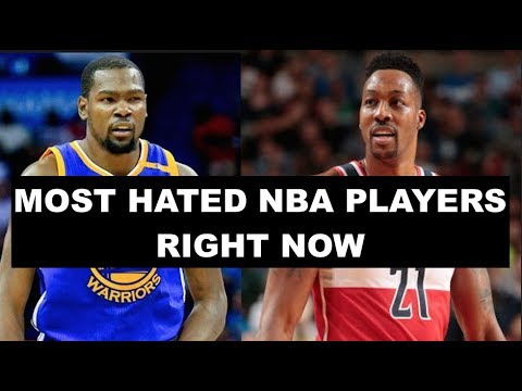 10 Most Hated NBA Players Today thumbnail