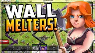 SHOCKINGLY STRONG! TH9 vs. TH10 Clash of Clans Farm to MAX #13