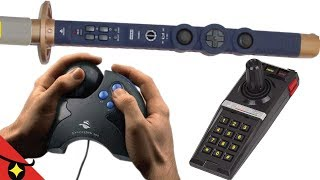 WORST VIDEO GAMES CONTROLLERS
