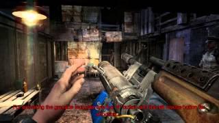 Metro 2033 Redux || Гайд Как найти Подствольный Гранатомёт / Guide How to find the  Grenade Launcher