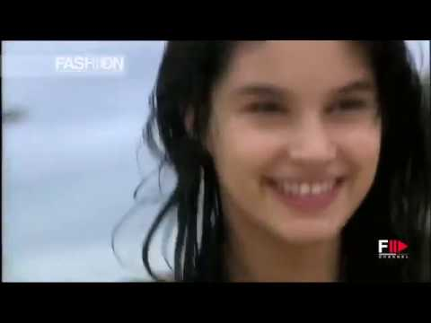 O ESPIRITO DO BRASIL -PIRELLI CALENDAR 2005 The Making of with by Fashion Channel