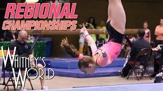 Whitney Bjerken | Level 8 Regional Championships | All Around Champion
