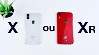 iPhone X vs iPhone XR : Lequel choisir ?