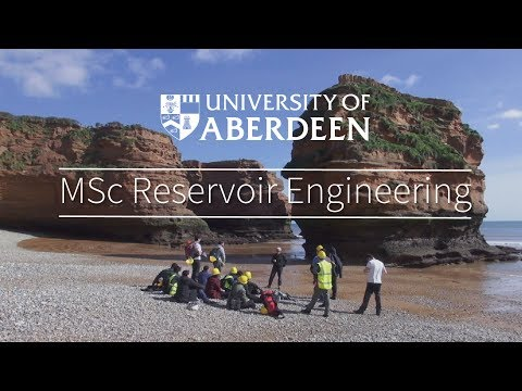 MSc Reservoir Engineering