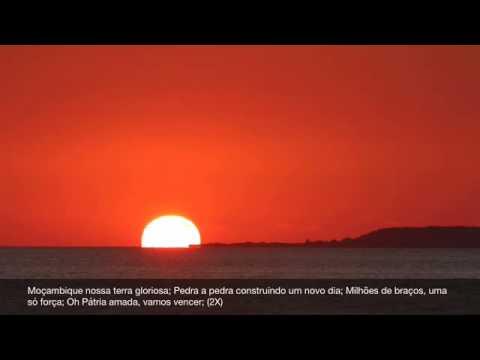 Pátria Amada - Hino Nacional de Moçambique