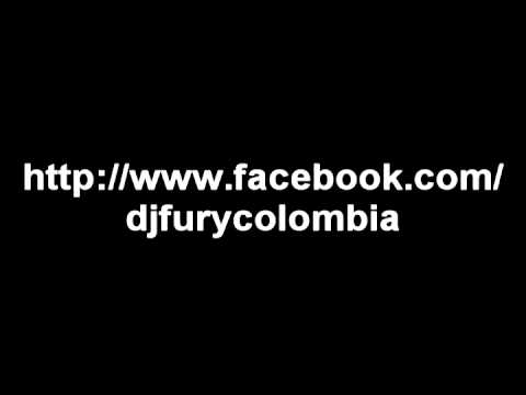 ADOLESCENTES MIX  DJ FURY EL LEON