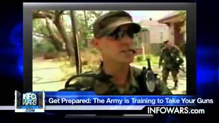 Troops Ordered To Kill All Americans Who Do Not Turn In Guns   Youtube