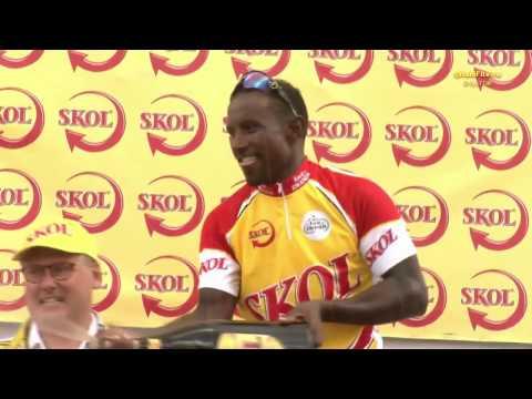 Eritrea - Tesfom Okbamariam & Metkel Eyob - Tour Of Rwanda 2016