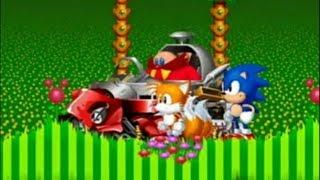 🔥 sonic the hedgehog 2 hd   full walkthrough sonic tails