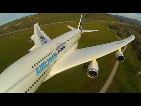 Airbus A380 Inflight Video