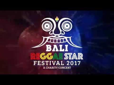 Bali Reggae Star Festival 2017 - Teaser