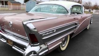 ~SOLD~WeBe Autos Review of 1958 Buick Roadmaster 75 For Sale~ALL Original~ONLY 18,040 Miles!!