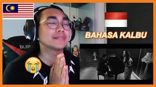 Download lagu Raisa & Andi Rianto - Bahasa Kalbu (Official Music Video) | Video Reaction