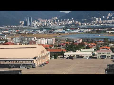 2016/11/01 Korean Air 753 Takeoff & Landing: Busan - Nagoya