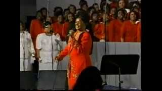 "Shirley Caesar""The Stone!"""