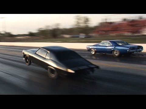 MURDER NOVA (Street Outlaws) vs The Goat - INSANE Triple Wheelie!Kaynak: YouTube · Süre: 2 dakika12 saniye