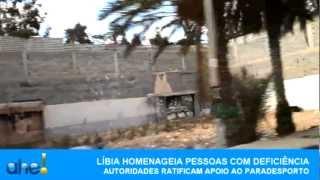 Baixar Ahe! visita a Líbia em homenagem às Pessoas com Deficiência
