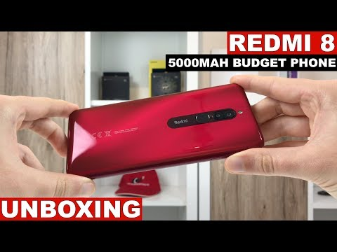 Redmi 8 Unboxing (Global Version)