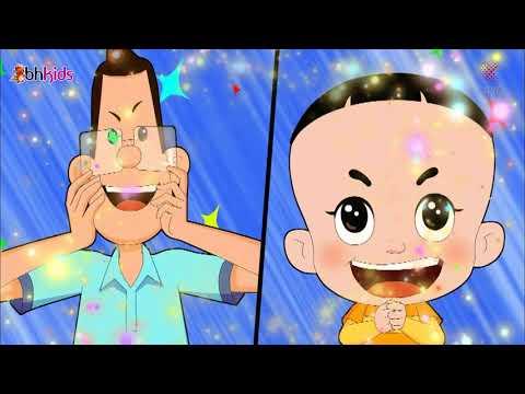 Phim Hoạt Hình Hay Nhất 2018 | Hoạt Hình Thiếu Nhi Vui Nhộn | Bố Đầu Nhỏ Con Đầu To Phần 14