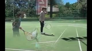 Tennis kids - УРОКИ ТЕННИСА-  ПЕСЕНКА О ЛЕТЕ